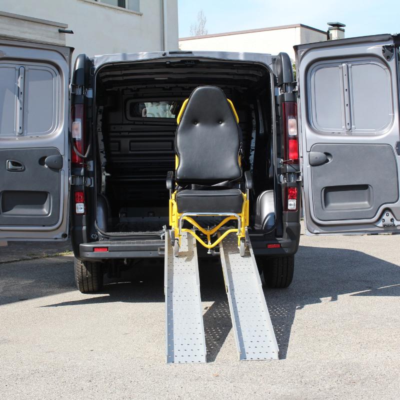 WM Rampe accesso telescopic per disabili